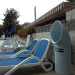 Master Tennis Club pool side