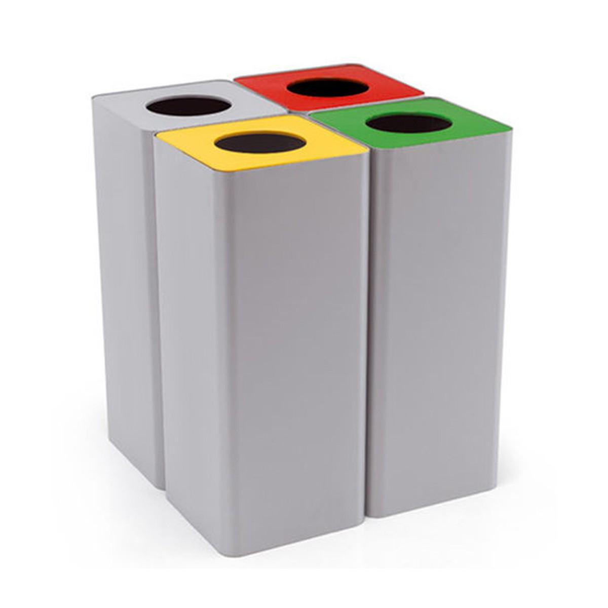 Cestini Raccolta Differenziata Casa cestini per rifiuti per ufficio e interni - esc services